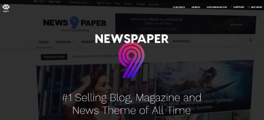 Blog - Newspaper