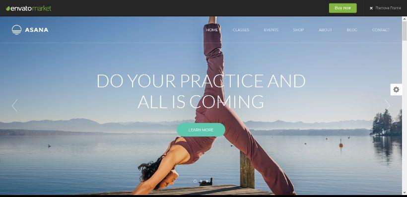 Asana Yoga live demo