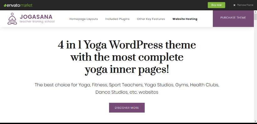 9 Best Yoga Wordpress Themes To Showcase Your Portfolio 2020