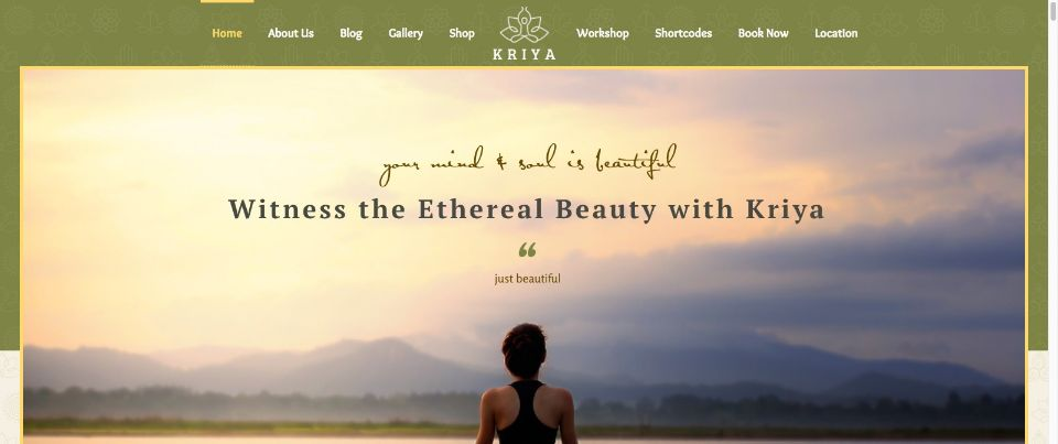 Kriya Yoga Live demo