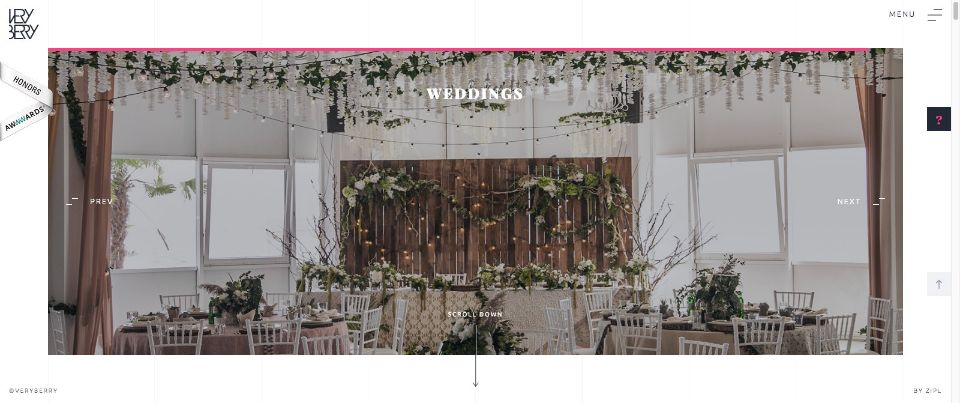 Wedding Organization in Odessa Design and Holding of Weddings, Wedding Manager - VERY BERRY