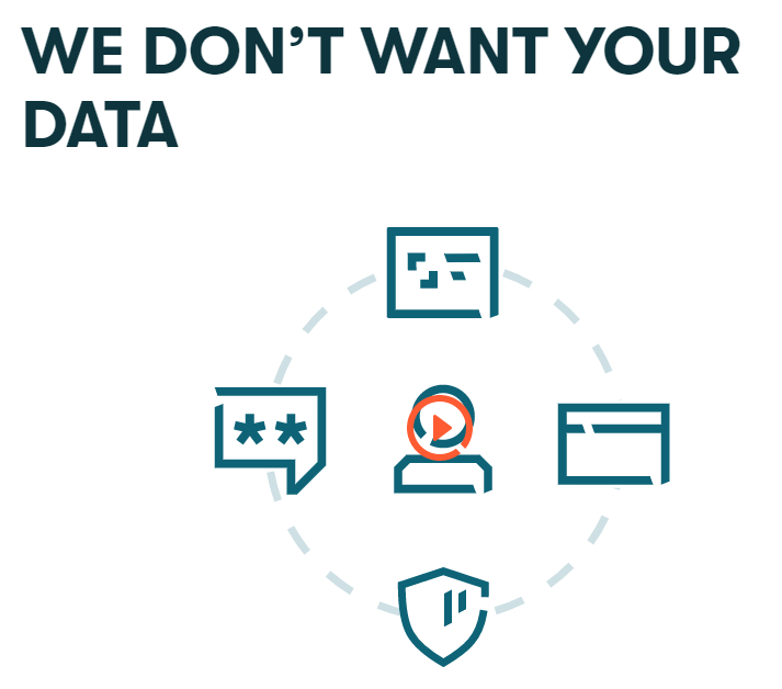dashlane-dont want data